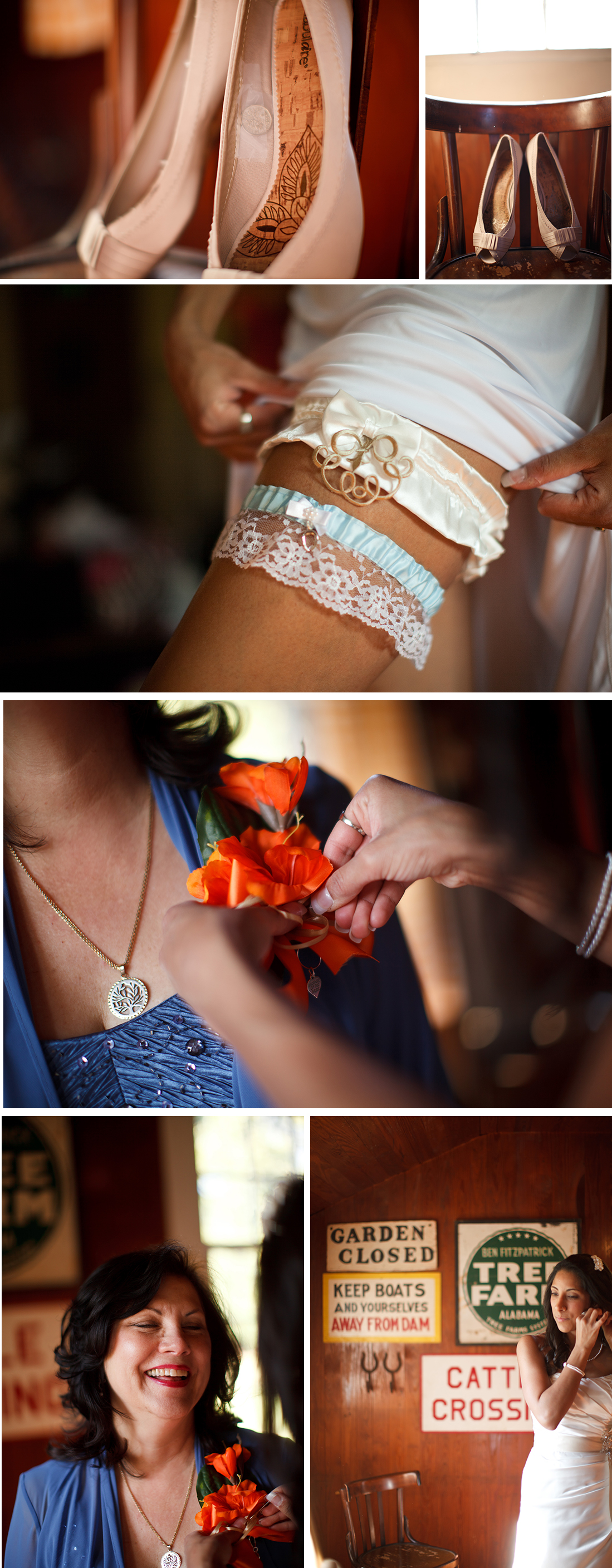 04 Jasmine Hill Garden Wedding: Karen + Jerrys Orange, Ivory, & Champagne Spring Wedding