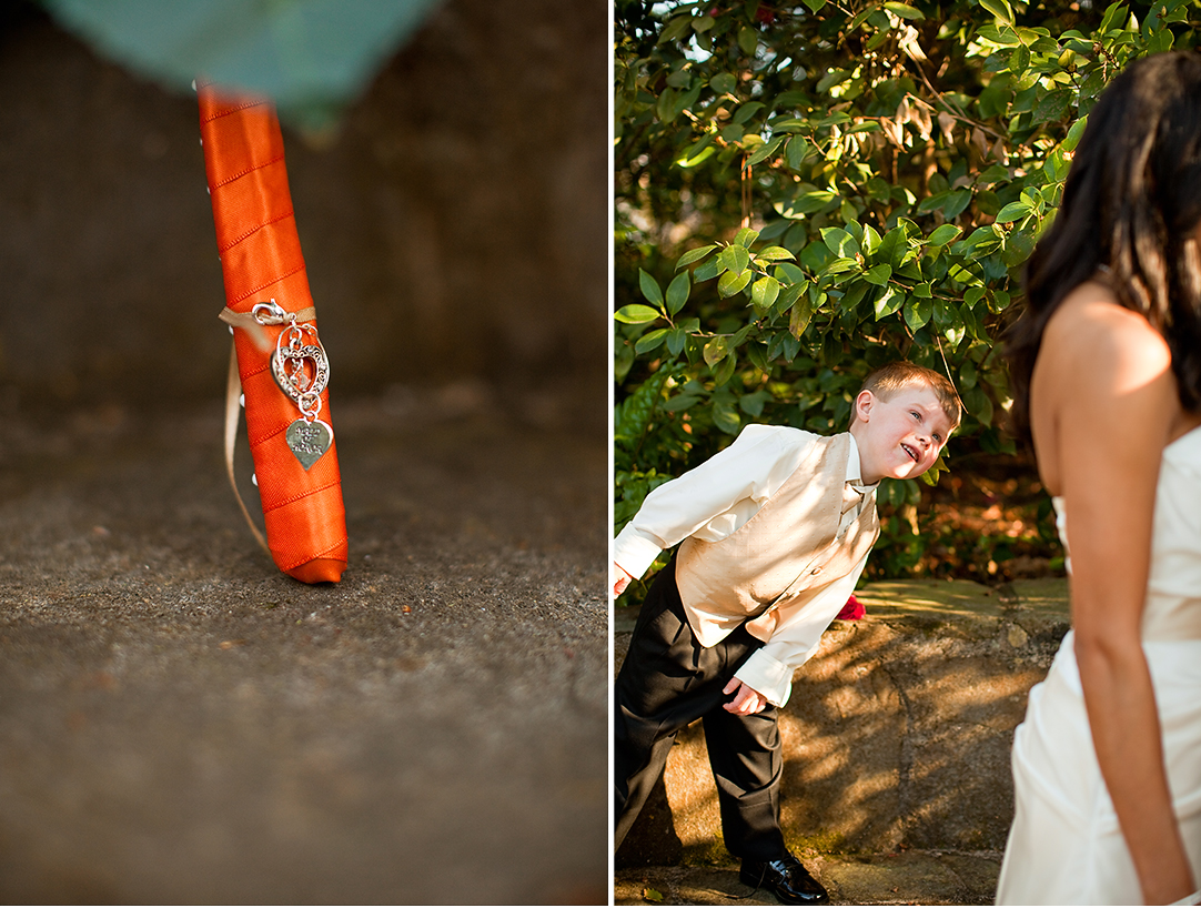 18 Jasmine Hill Garden Wedding: Karen + Jerrys Orange, Ivory, & Champagne Spring Wedding