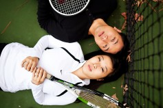 tennis engagement photos atlanta photographer wedding photography