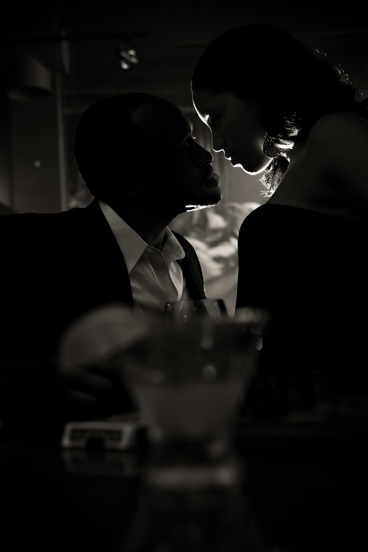 MG 1177 2 1692405345 O Sexy Cigar Bar Engagement: Tiffany + Bobby