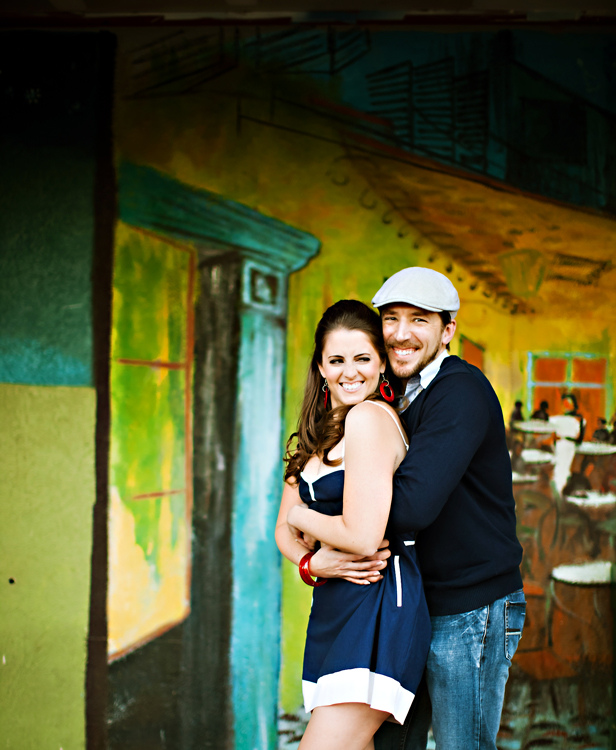 little five points atlanta Atlanta Engagement: Merissa + Miles