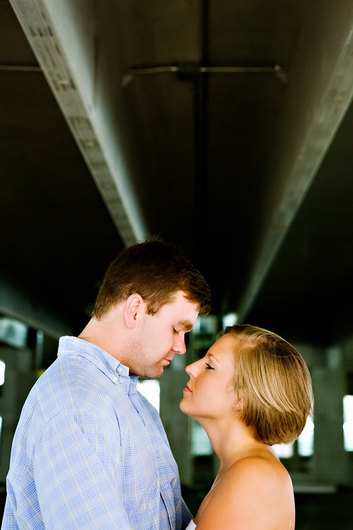 img 5471 Downtown Montgomery Engagement: Whitney + Jake