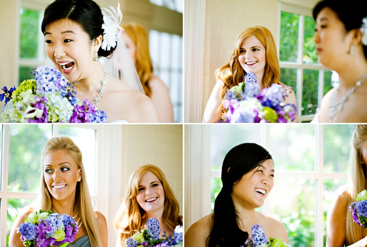 bride-and-bridesmaids-waiting-for-ceremony-to-begin