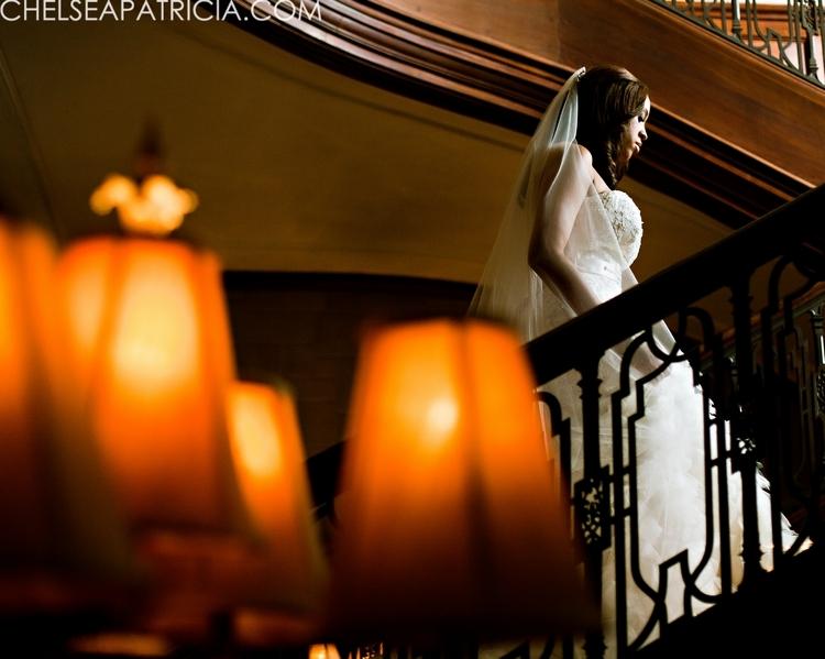 Callanwolde Fine Arts Center wedding in Atlanta