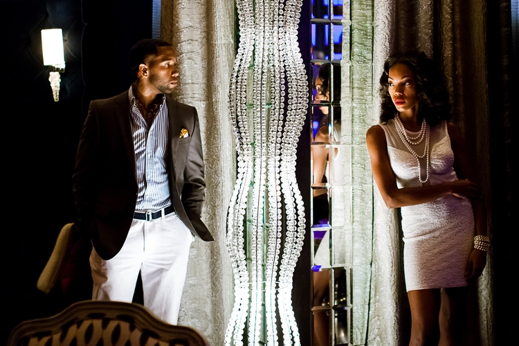 fashion style engagement photography in Atlanta