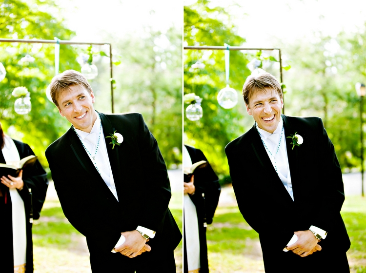 groom-seeing-bride-walking-down-the-aisle-at-callanwolde-wedding-atlanta-ga