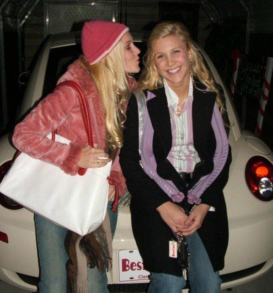 2007 may macey's new car