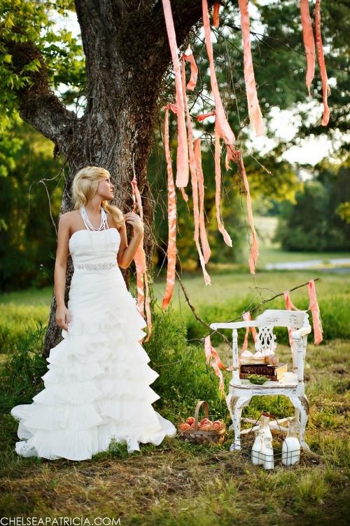 2011 bridal shoot