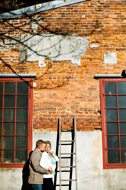 artistic goat farm engagement atlanta