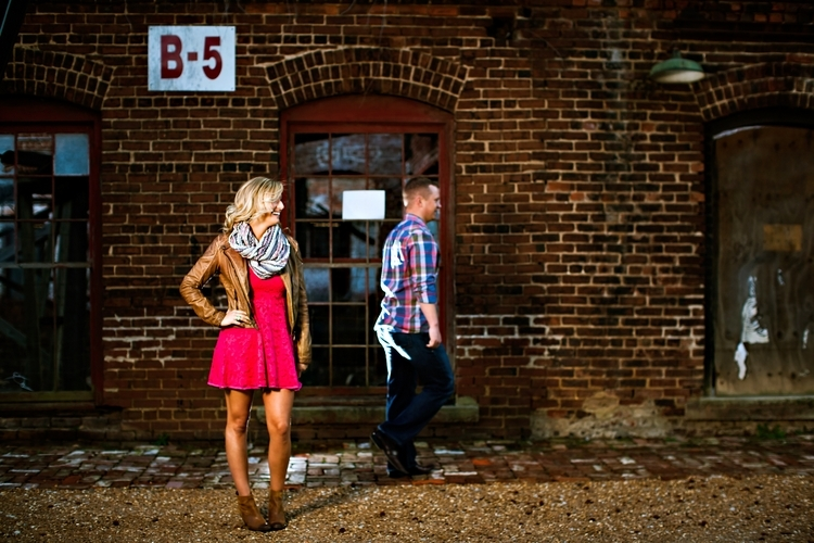 engagement at the goat farm atlanta ga