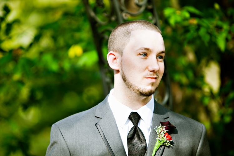 groom seeing bride at jasmine hill garden wedding montgomery al