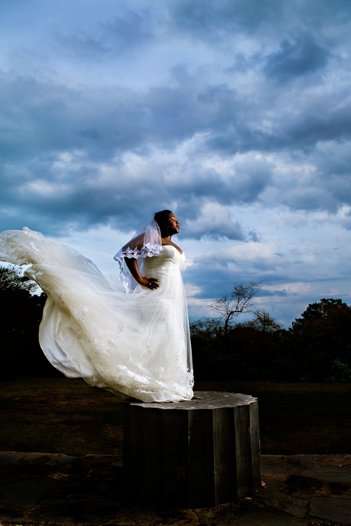 fashion inspired wedding photographers in atlanta