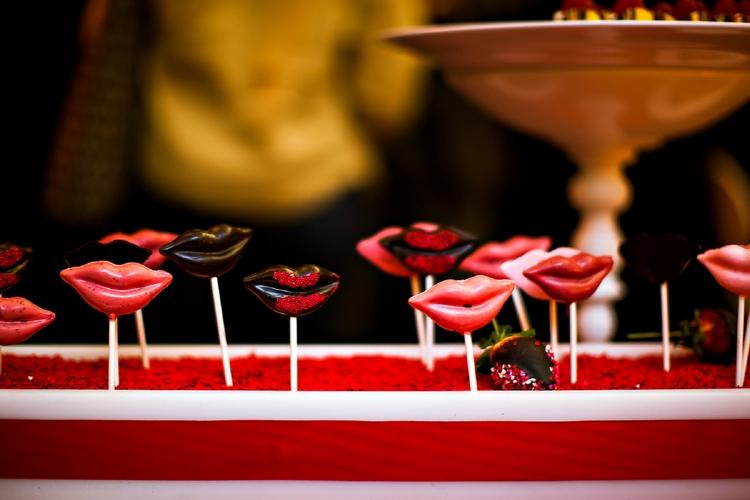 lip candies valentine's day event at the atlanta botanical garden