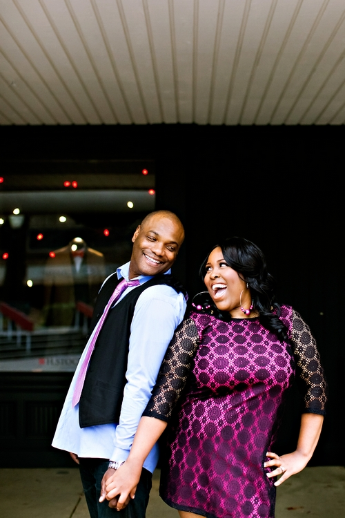 fun engagement photographers atlanta