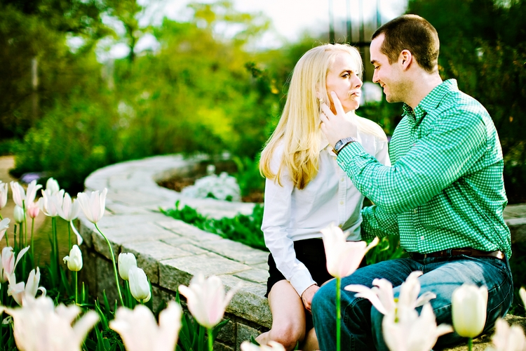 quirky engagement photos