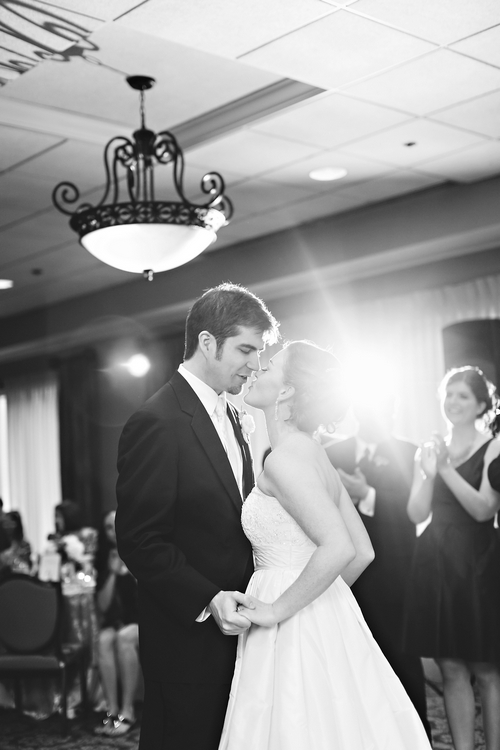first dance atlanta national golf club wedding