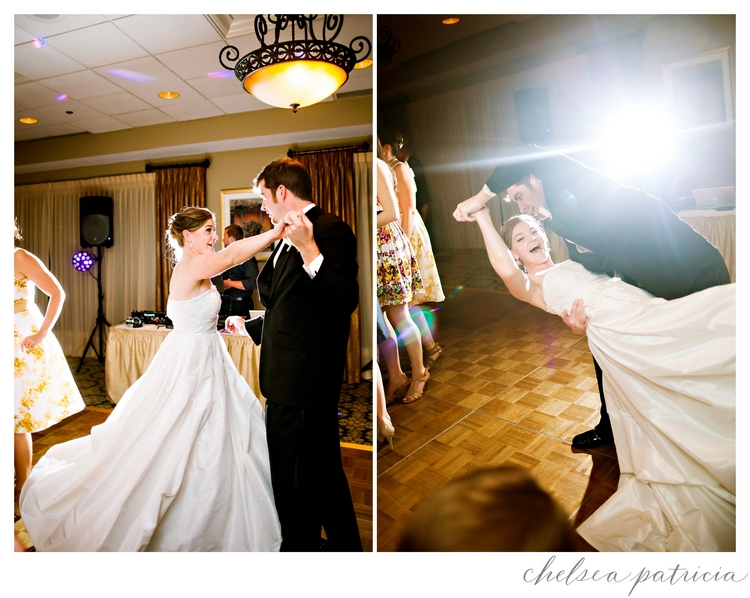 bride and groom, Atlanta National Golf Club wedding
