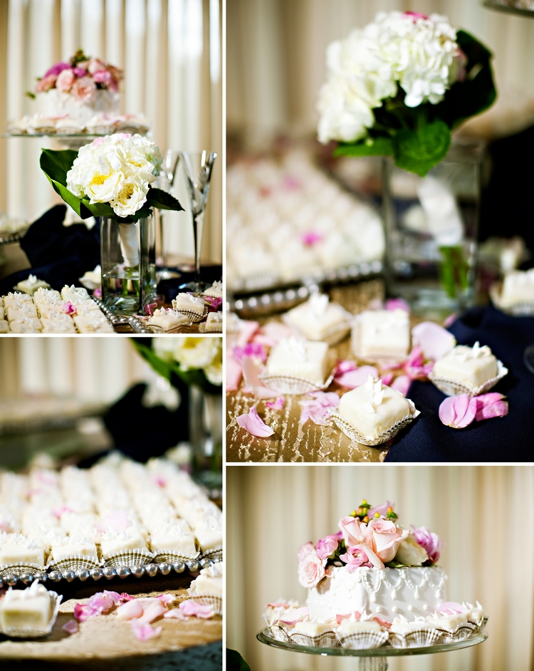 Henri's bakery, Atlanta National Golf Club wedding