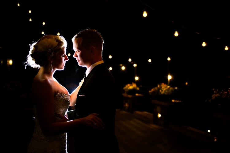 artistic wedding photographers at devil's thumb ranch wedding colorado